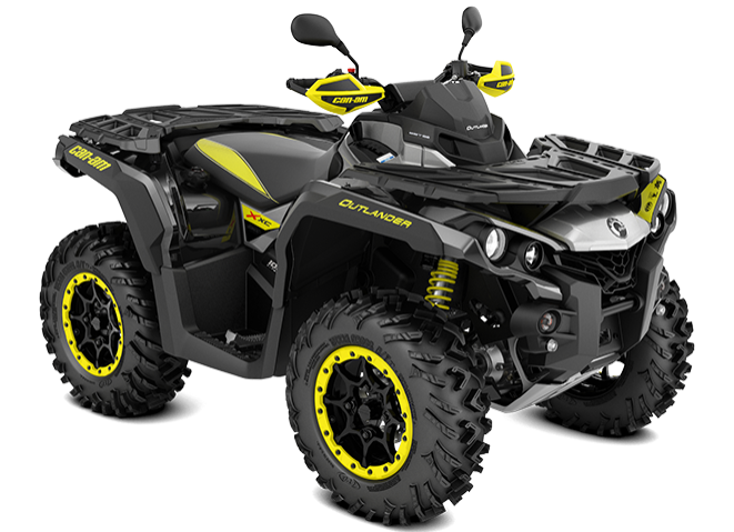 Outlander 1000 X XC T ABS Image